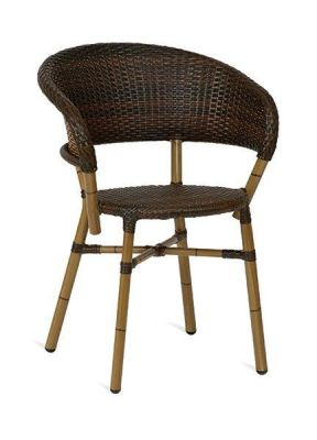 Curved-Back-Stylish-Weave-Outdoor-Chair-Beige-or-Brown-compressor