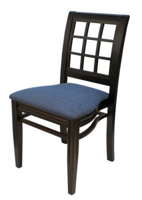 Dining-Chair-Solid-Wood-Frame-Cushioned-Seat