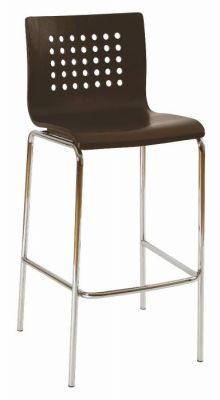 Contemporary-Bar-Stool-with-Wenge-Seat-and-Stylish-Chrome-Frame