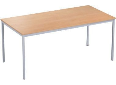 Rectangular-Fully-Welded-Canteen-Table-Wood-Finish