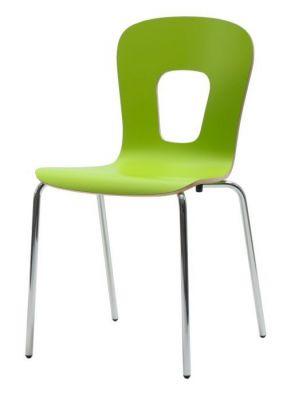 Modern-High-Pressure-Laminate-Mulipurpose-Chair-Lime-Green