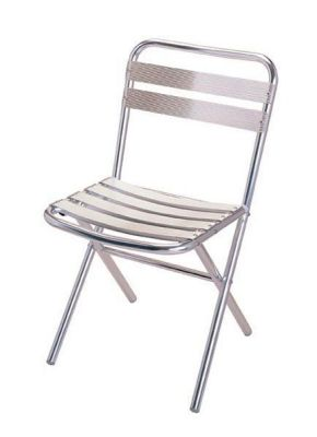 Value Folding Outdoor Aluminium Chair