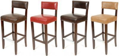 Nottingham Wooden Bar Stool : wooden bar stools with backs - islam-shia.org