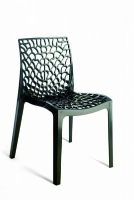 Designer Look Plastic Outdoor Chair