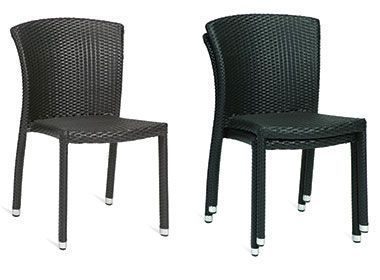 Stacking-Outdoor-Back-Weave-Sidechair