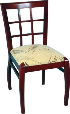 Padded-Solid-Wood-Beech-Upholstered-Dining-Chair