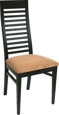 Sleek-High-Back-Designer-Chair-Wood-Padded-Seat