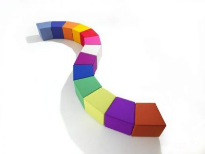 Multi-Colour-Cube-Stools-for-Schools
