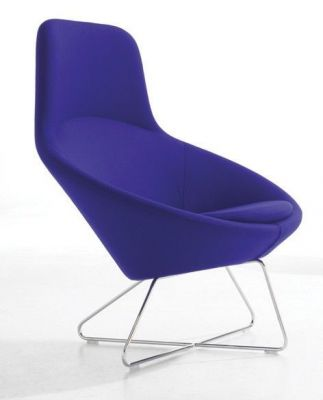Premium-Modern-Designer-High-Back-Chair-and-Wire-Frame