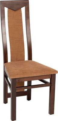 High-Back-Wood-Frame-Upholstered-Dining-Chair