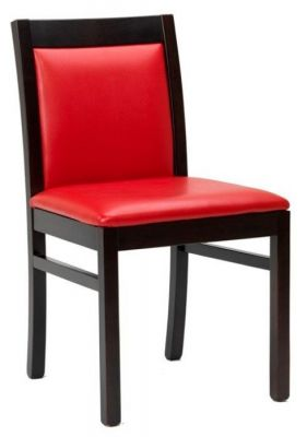 Classic-Square-Design-Wood-and-Upholstered-Seat-and-Back-Dining-Restaurant-Chair