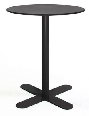 Bar Height Outdoor Black Table Outdoor Use