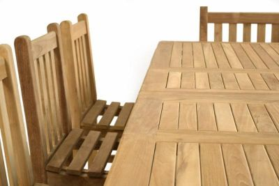 Top Quality Outdoor Teak Table And Chairs