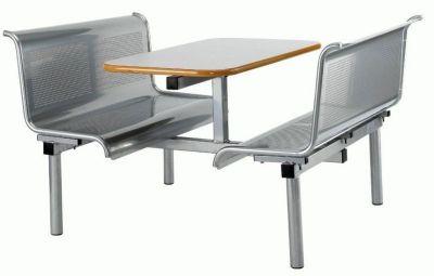 Delta Metal Fast Food Furniture
