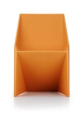 Orange Seating Polypropylene Indoor And Outdoor Use