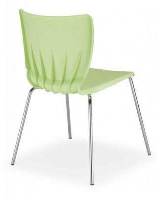 Fargo Chair Is Pistachio Back Angle