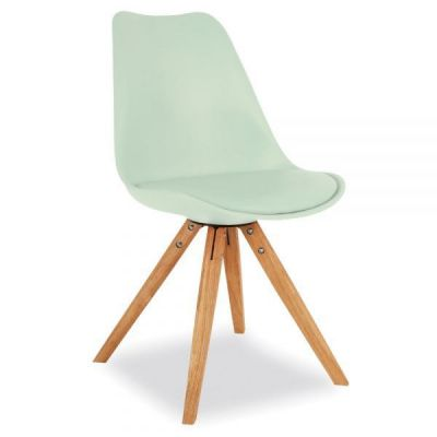 Pyramid Chair Peppermint Green Seat