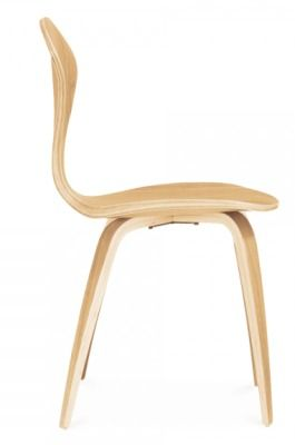 Cherner Dining Chair Side View