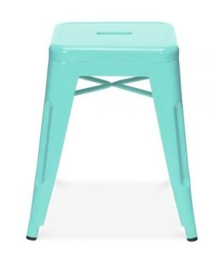 Tollix V3 Metal Stool In Peppermint