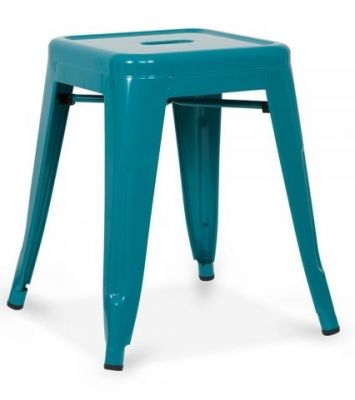 Tollix V2 Low Stools In Teal 2