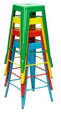 Tollix V3 High Stools Stacked