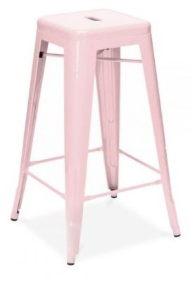 Tollix V3 High Stool In Baby Pink