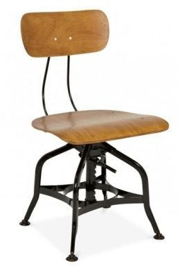 Toledo High Stool Front Angle