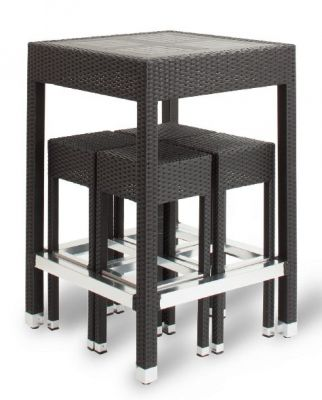 Geneva Bar Height Dining Set