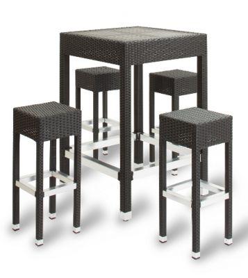 Geneva Bar Height Table