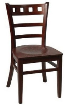 Perez Wooden Dining Chairs