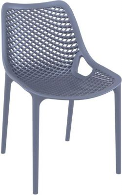 Dark Grey Sudra Chair