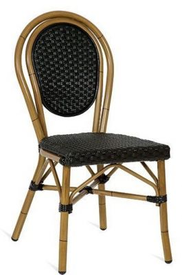 Limoges Outdoor Weave Side Chair