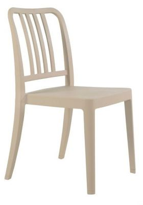 Nay Poly Chair Beige