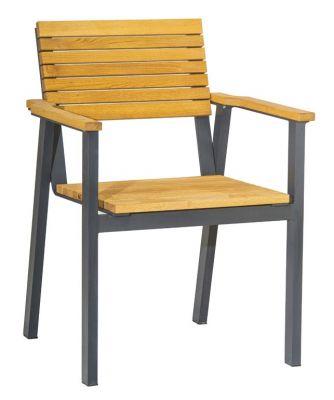 Viga Outdoor Wooden Armchair