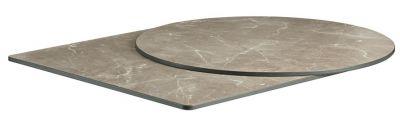 Marble Grey HPL Tops