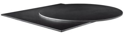 Black HPL Table Tops