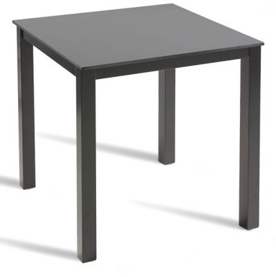 Mode Table With An Anthracite Top