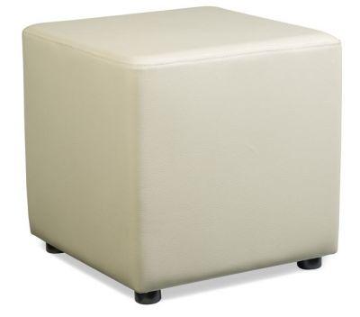 Boston Cream Leather Cube