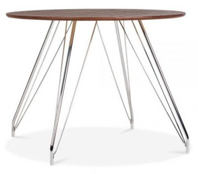 Stockholm Table Walnut Top 1