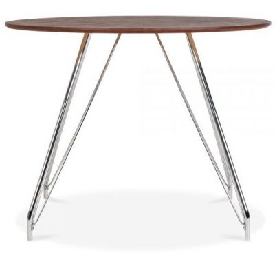 Stockholm Table Walnut Top 2