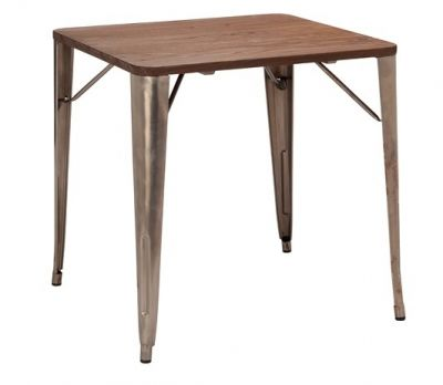 Tollix Stlye Square Dining Table