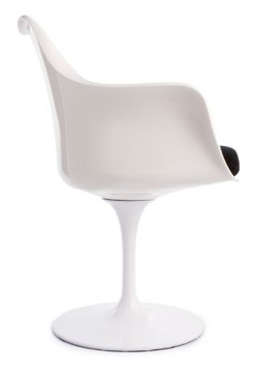 Tulip Arm Chair Side View