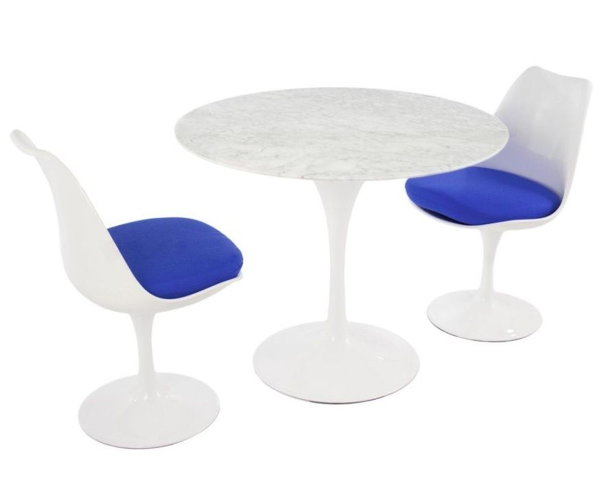 Tulip Two Person Dining Set Cafe Reality