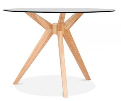 Valencia Table With A Natural Frame 2