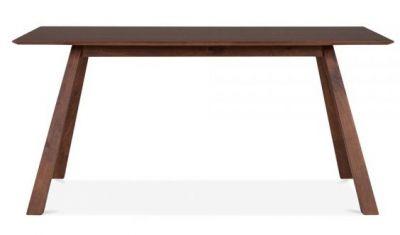 Decor Dining Table Walnut 2
