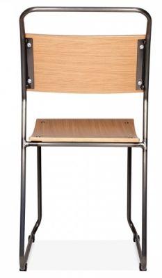 Bauhaus Industria Side Chair Rear Shot