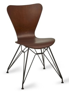 Villa Travido Chair In Wenge