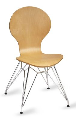 Monsoon Hellix Natural Plywood Chair