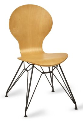 Monsoon Helix Chair Natural