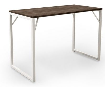 Avalon Lop Bar Height Table With A Walnut Top